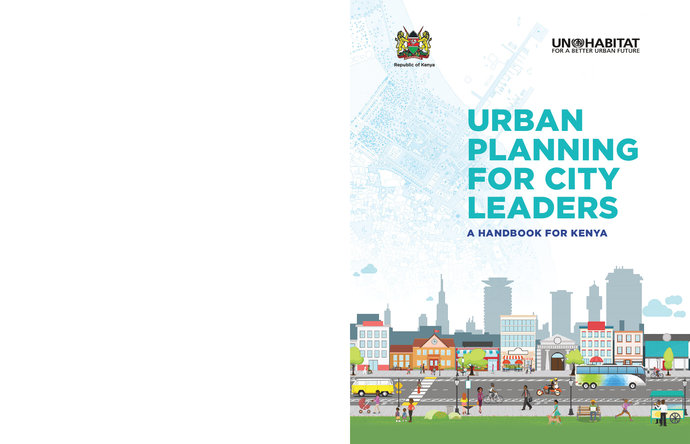 Urban Planning for City Leaders – A Handbook for Kenya